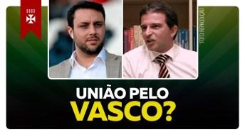 BRANT E LEVEN, CHANCE DE UNIÃO? | Últimas Notícias do Vasco da Gama