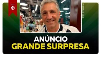 URGENTE: VASCO IRÁ ANUNCIAR GRANDE SURPRESA | KAPPA, REFORÇO DE PESO, PATROCÍNIO? |Notícias do Vasco