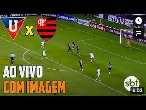 ldu x flamengo ao vivo com image 7