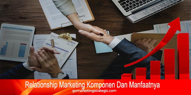Pengertian Relationship Marketing Komponen Dan Manfaatnya