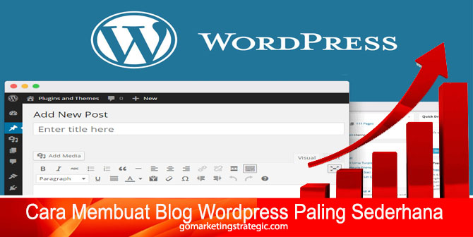 Cara Membuat Blog WordPress Paling Sederhana