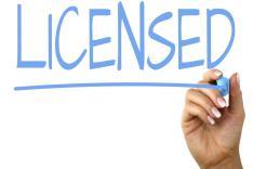 licensed contractors