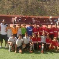 Fútbol Alevín: Junonia 7 Orone Santiago 4