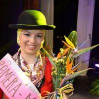 Sara Herrera Hernández, Romera Mayor de las Fiestas de San Sebastián