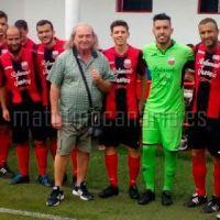 Lolo Siverio, un gomero que jugó Primera División