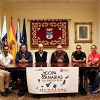 """La Copa Canarias de Ciclismo en Ruta tendrá una prueba en La Gomera, el """"memorial Sergio Martin"""""""