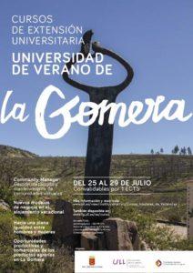 Univesidad de Verano de La Gomera 1