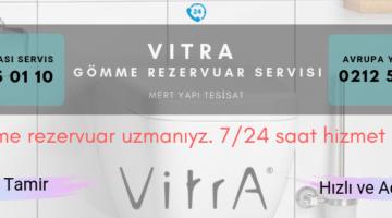 Vitra Gömme Rezervuar Servisi