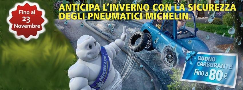 [Gomme Auto] Promozione Michelin