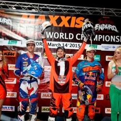 METZELER vince il Campionato Mondiale FIM SuperEnduro