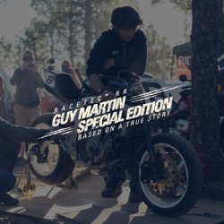 METZELER RACETEC™ RR Guy Martin Special Edition