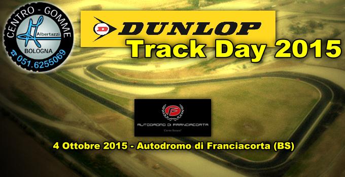 DUNLOP TRACK DAY - Corri in pista all'autodromo di Franciacorta!