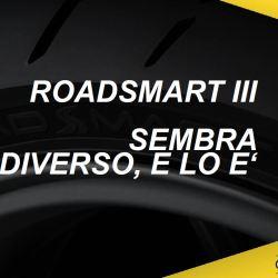 Vi presentiamo il nuovo pneumatico moto DUNLOP RoadSmart III
