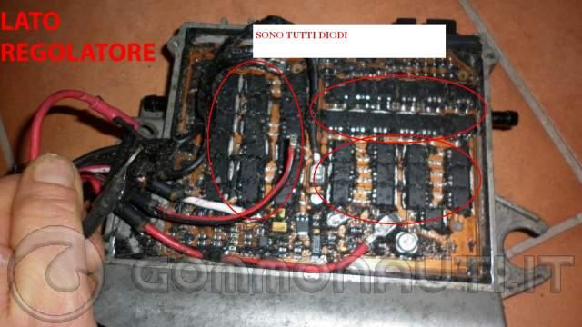 Schema Elettrico Evinrude 521 : Regolatore di tensione per evinrude 521 posso usare modern home