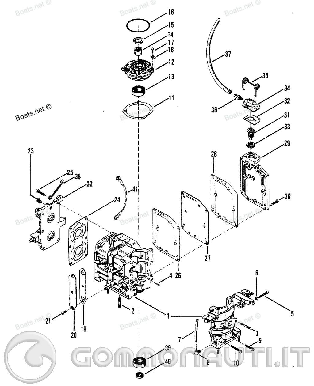 10 Hp Honda Outboard Parts Diagram Honda Auto Wiring Diagram