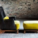 Vibieffe Opera High Back Armchair Modern Armchairs Modern Furniture