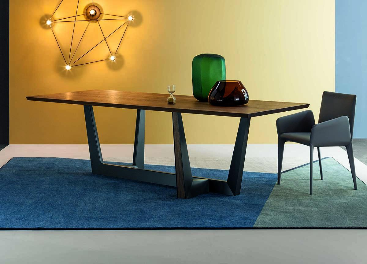 bonaldo art dining table small