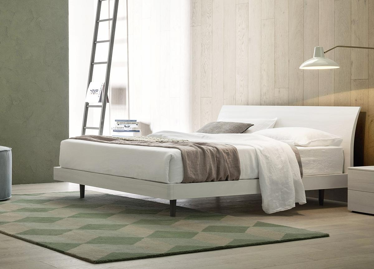 Bend Contemporary Bed