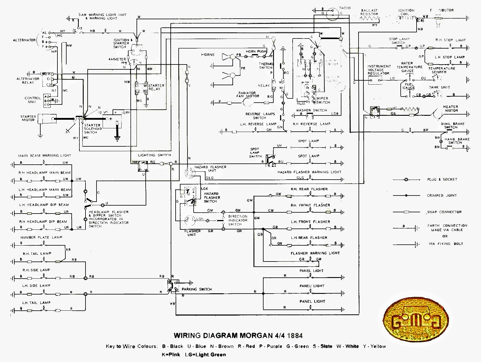 Hazard Flasher Relay Wiring Diagram