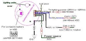 Wiring Diagram For Smiths Tachometer  Wiring Diagram Sierramichelsslettvet