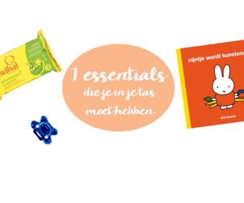 7 essentials die je in je tas moet hebben als moeder