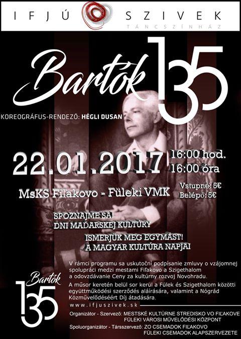 Bartók 135 – az Ifjú Szivek Füleken