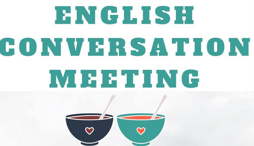 Angol nyelvű társalgás a Fundament PT önkénteseivel