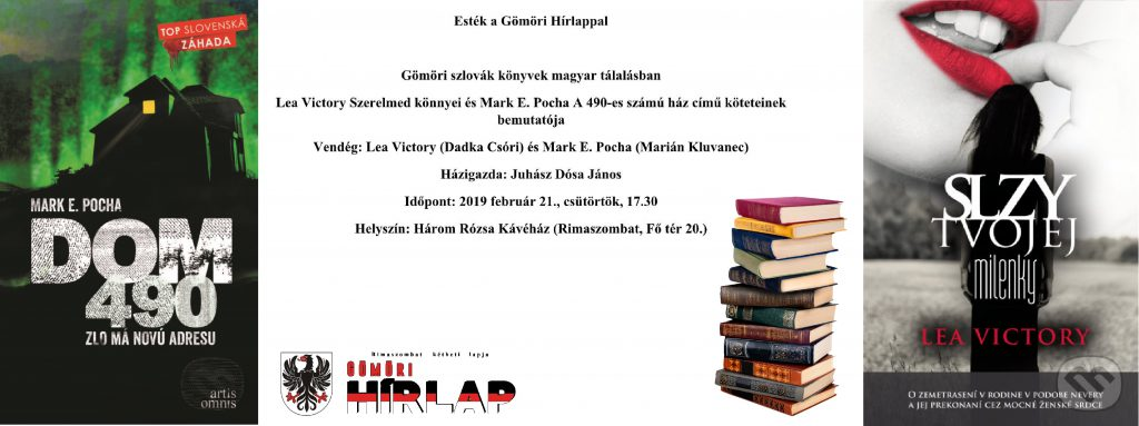 Gömöri szlovák könyvek magyar tálalásban