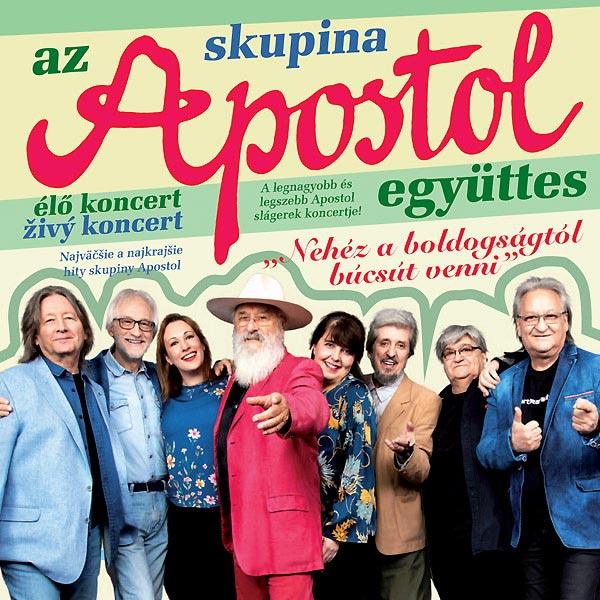 Apostol koncert Tornalján