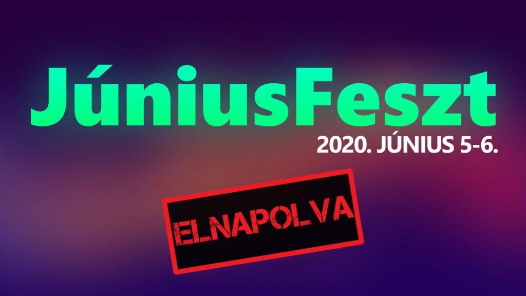 ELNAPOLVA - JúniusFeszt Rimaszombatban