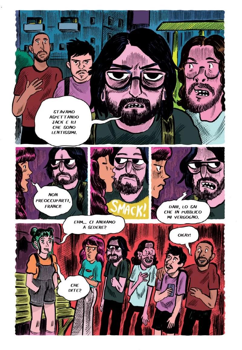 Stagione: il debutto di Guido Brualdi nella graphic novel pubblicata da Edizioni BD