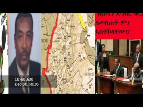 Hiber Radio Interview with Chairman of Ethiopia Border Committee