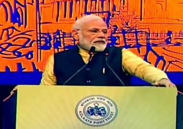 प्रधानमंत्री नरेंद्र मोदी पश्चिम बंगाल के दौरे पर, बेलूर मठ रुके, विपक्ष पर किया नागरिकता बिल (CAA) मुद्दे के विरोध पर हमला