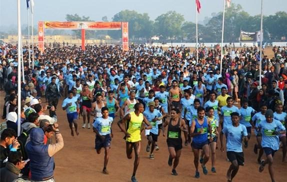 रायपुर : वनांचल नारायणपुर में होगा 'रन फॉर अबूझमाड -रन फॉर पीस'  मैराथन 2020 का आगाज