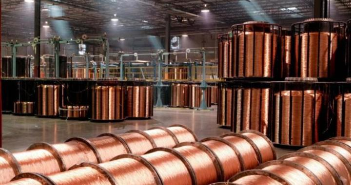 copper-production-factory