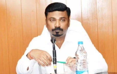 raipur-collector-bhartidasan