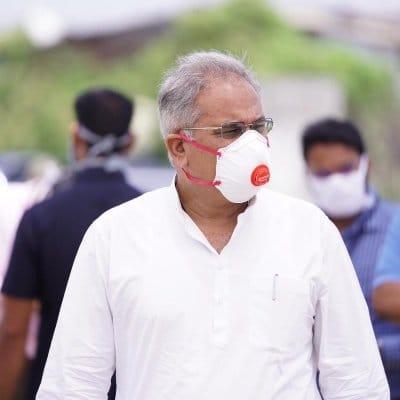 cm-bhupesh-mask-dp