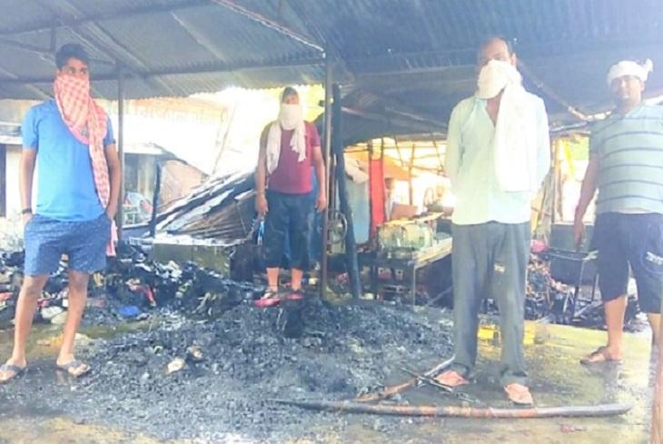 dantewada-fire-accident-14-may