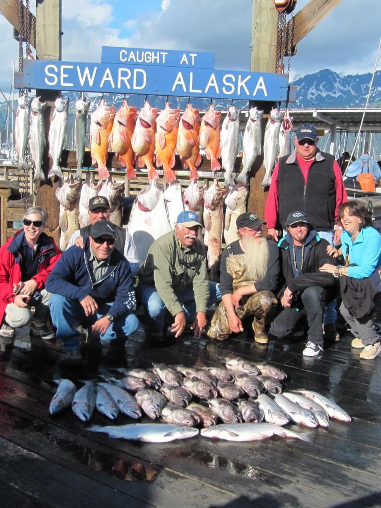 Best Fishing In Alaska Fishing Trip Soldotna Alaska