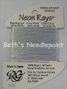 Neon Rays Silver Lining N148