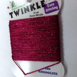 Twinkle Rhodolite 180
