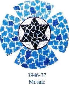 Mosaic Kippa