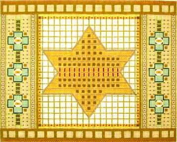 Gold Star Tallit
