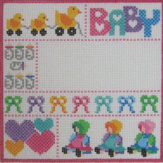 Baby Girl Sampler