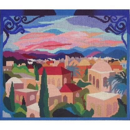 My Lovely Jerusalem Tallit