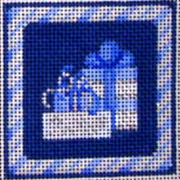 Gifts Hanukkah Mini Square