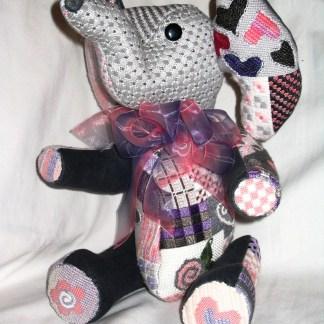 Stitch a 3-D Elephant!