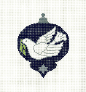 Ornament - Peace Dove