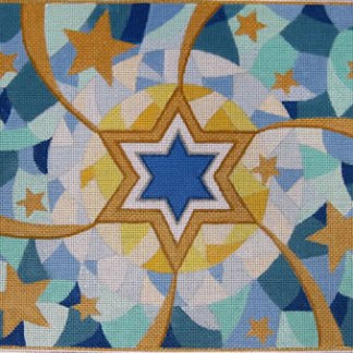 Stained Glass Tallit