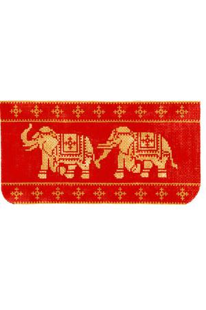 Moroccan Elephant Purse